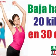 bajar grasa corporal rapidamente