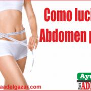 lucir abdomen plano
