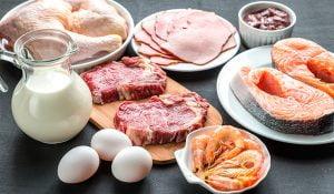 Dieta de proteinas para adelgazar