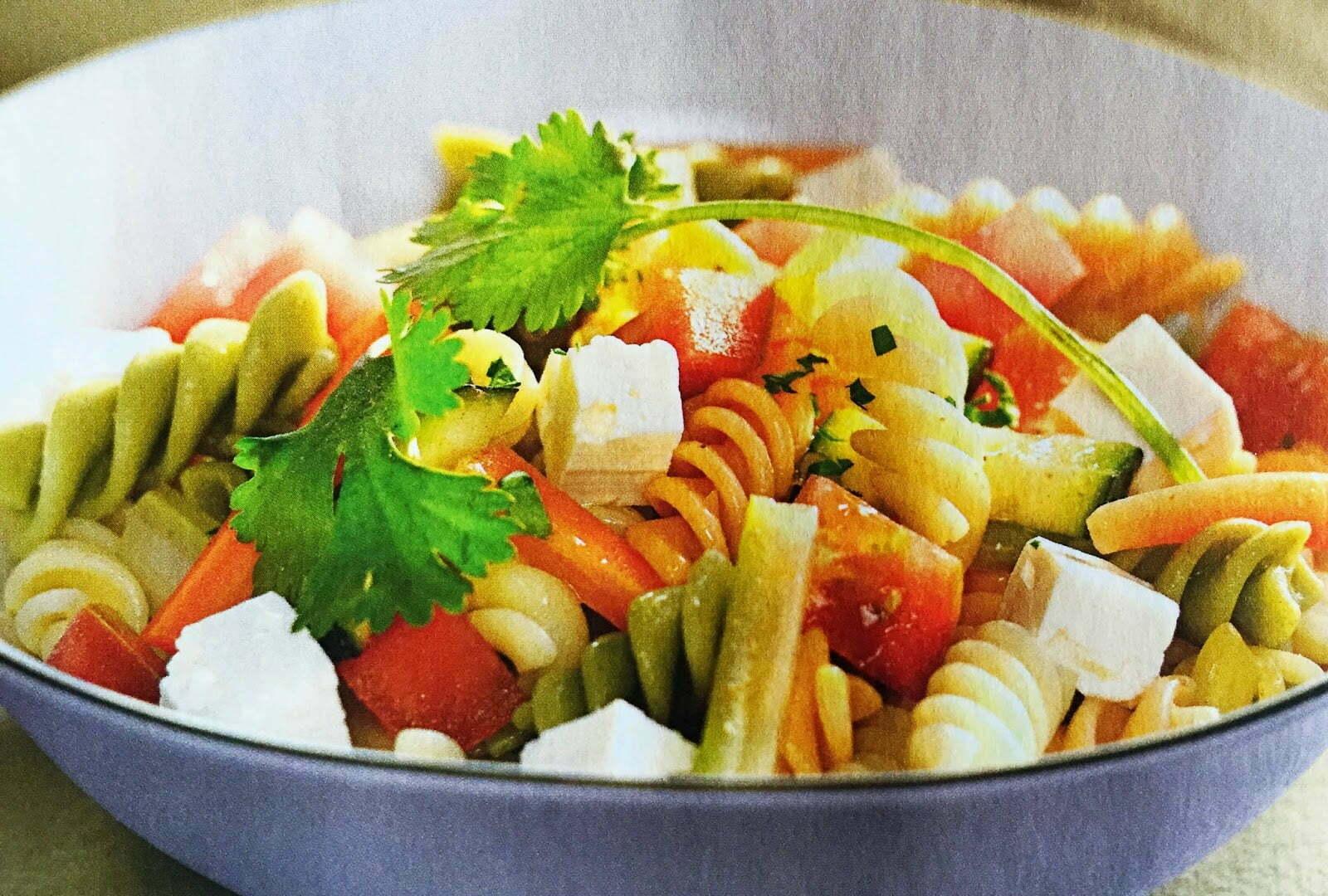 ensalada feta