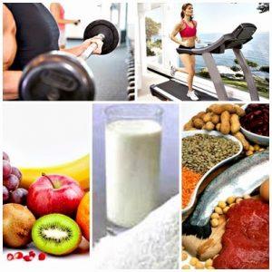 qué comer antes y después de hacer ejercicios aeróbicos y anaeróbicos