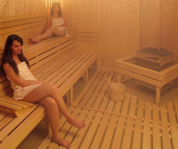 bajar de peso en sauna