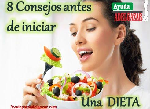 dietas -consejos