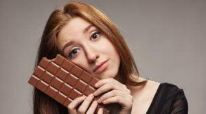 Comer chocolate y no engordar