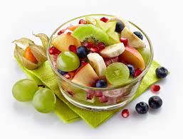 Adelgazar con ensalada de frutas