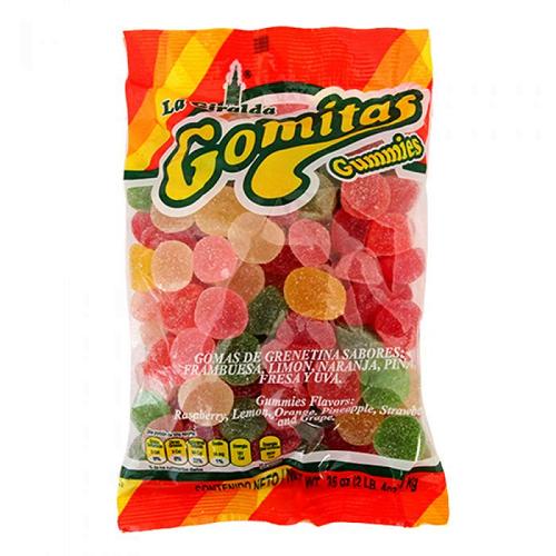 bolsa de gomitas