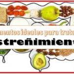 lista de alimentos ricos en fibra para el estreñimiento