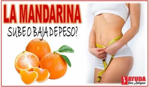 Beneficios de la mandarina para la salud y la belleza